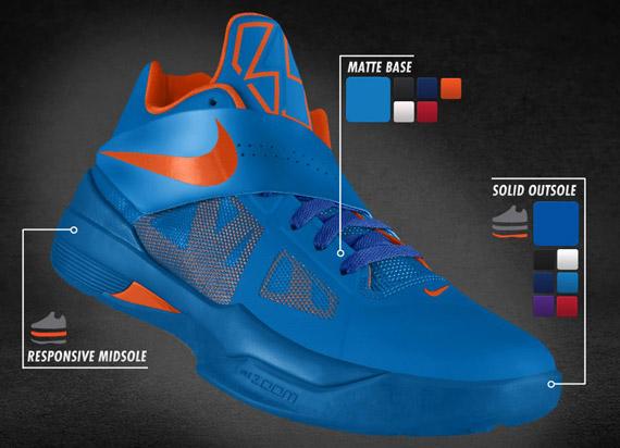 Nike Zoom KD IV iD - SneakerNews.com