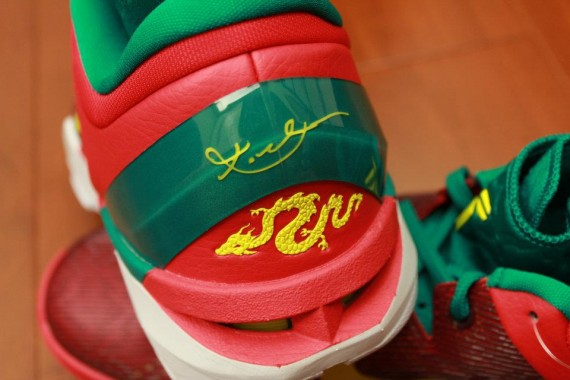 Nike Zoom Kobe VII 'Year of the Dragon' – Detailed Look