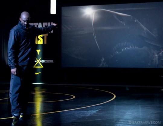 Nike #KobeSystem – Level 3: Perception