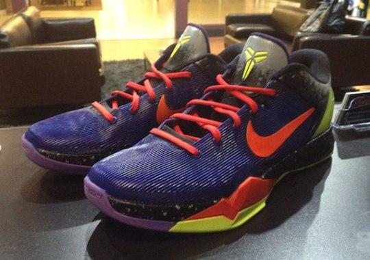 Nike Zoom Kobe VII 'Nerf' Customs By Mache