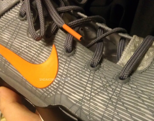 Nike Zoom Kobe VII 'Wolf' – Detailed Images
