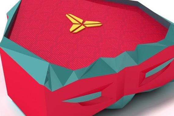 Nike Zoom Kobe VII Year of the Dragon Packaging