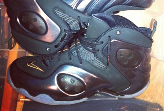 13896345f0a11 Nike Zoom Rookie LWP - Black - Gold