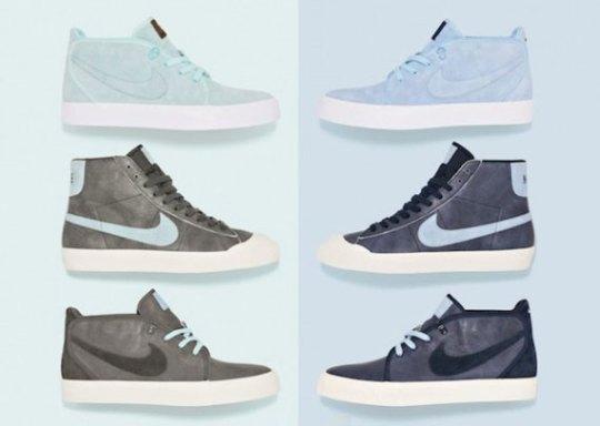 Nike Toki + All Court Mid – Size? Exclusives
