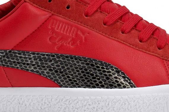 promo code b069b ec9e4 UNDFTD x Puma Clyde Snakeskin Pack - SneakerNews.com