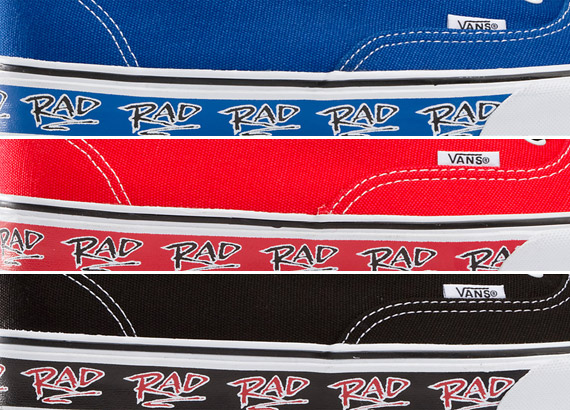 Vans Authentic  Rad Pack  - SneakerNews.com 7946271f3
