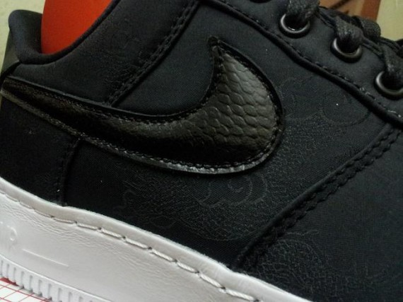 Year of the Dragon Nike Air Force 1 Detailed Photos