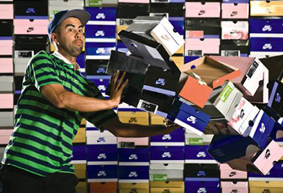 Celebrities With the Biggest Sneaker Collections