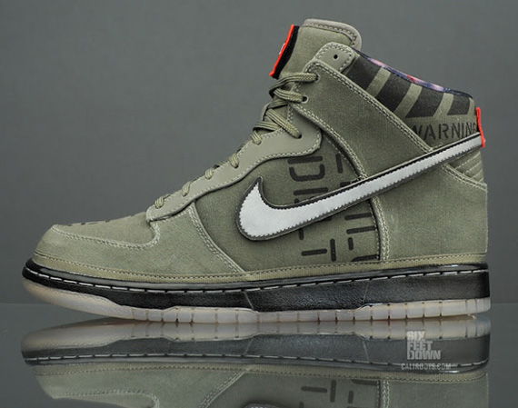 various colors 87372 a3be7 Nike Dunk High QS  All-Star  Pack - Release Reminder - SneakerNews.com
