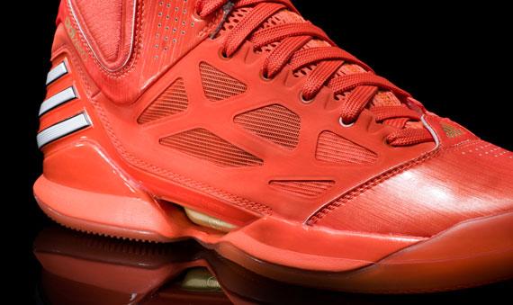low priced 5e731 46e4b adidas adiZero Rose 2.5 All-Star - SneakerNews.com