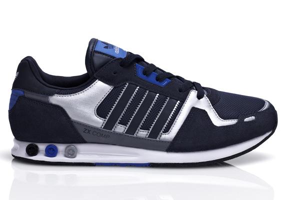 Personas mayores Estado Lubricar  adidas Originals ZX Comp - Spring Colorways - SneakerNews.com