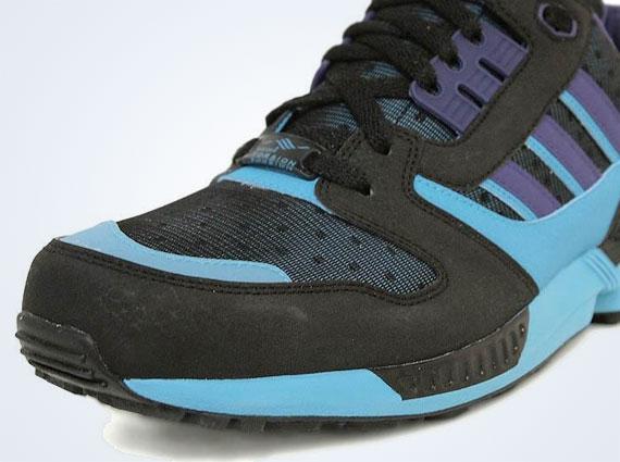 3d9ac8c9e1b adidas Originals ZX 8000 - Black - Super Cyan - SneakerNews.com
