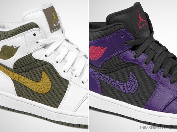 1a49d8dff41 Air Jordan 1 Phat - April 2012 Releases - SneakerNews.com