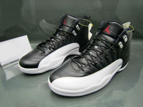 on sale 9ba46 923a3 Air Jordan 12  Playoffs  – New Photos