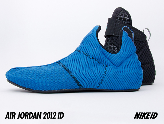 Air Jordan 2012 iD - New Photos - SneakerNews.com