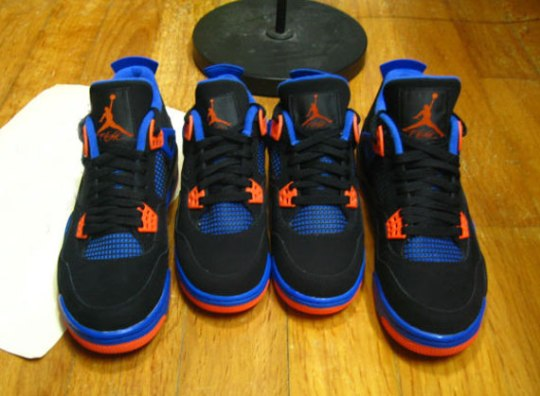 Air Jordan 4 'Cavs' – Adult + GS Sizes