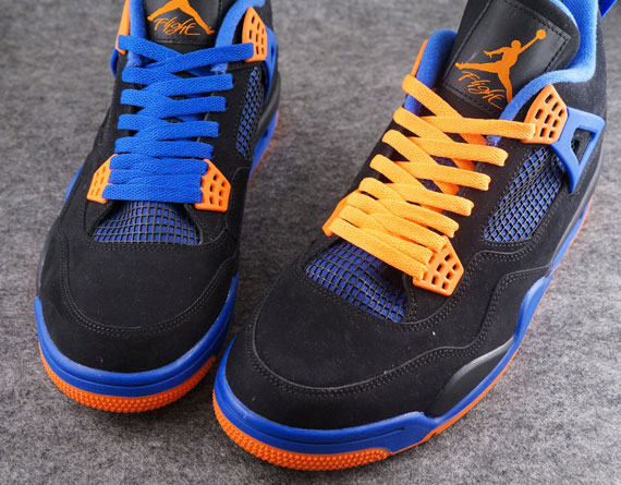 premium selection 33480 c23ec Air Jordan IV 'Cavs' - Available Early on eBay - SneakerNews.com