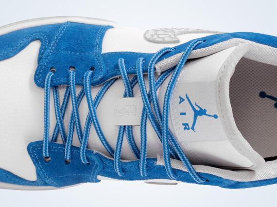 Air Jordan Retro V.1 - White - Military Blue - Grey - SneakerNews.com 1069224c5b5e