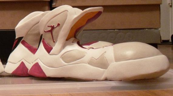 Air Jordan 93 Bugs Bunny edition!