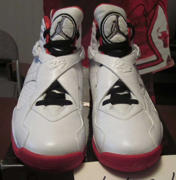 newest collection 56246 de30f Air Jordan VIII 'History Of Flight' - Available on eBay ...