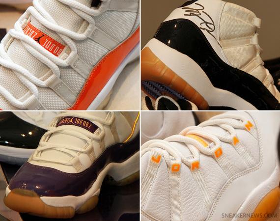 Air Jordan XI Samples & PEs @ K-PALS 2012 - SneakerNews.com
