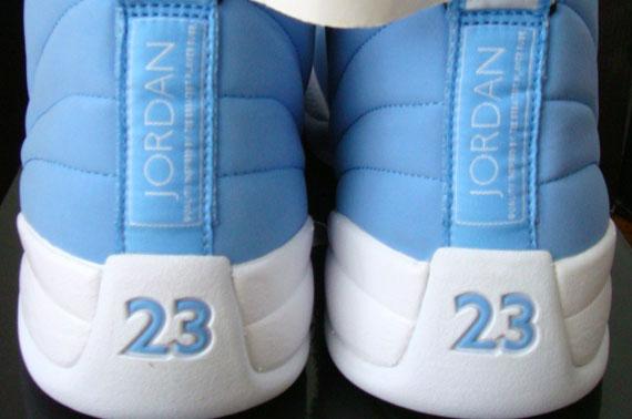 3255f50fd84 Air Jordan XII  Pantone  Sample - Available on eBay - SneakerNews.com