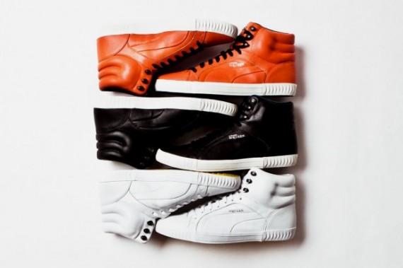 Alexander McQueen x Puma Street Climb Leather