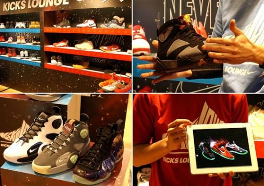 Air Jordan & Nike Basketball All-Star Showcase @ Kicks Lounge