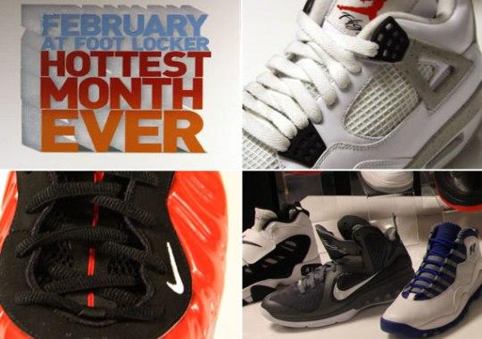 timeless design 7011f 958a4 Celebrity Feet  Spike Lee – Nike Air Foamposite One  Metallic Red . 0  5  February 3, 2012 0 by John Kim · Foot Locker Presents  HottestMonthEver