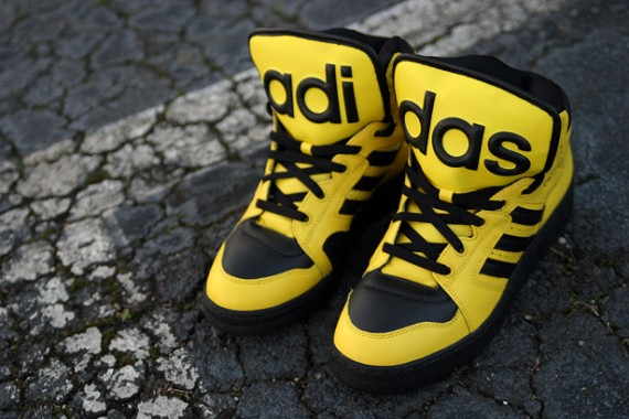 Adidas Jeremy Scott Instinct High