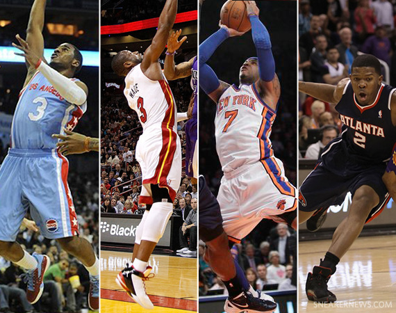 Jordan Brand Athletes To Attend 2012 All-Star Weekend