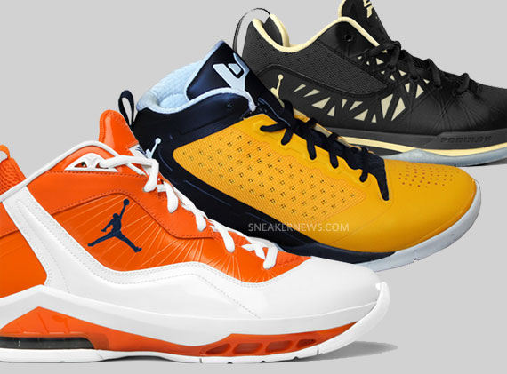 Jordan Brand March Madness Pack
