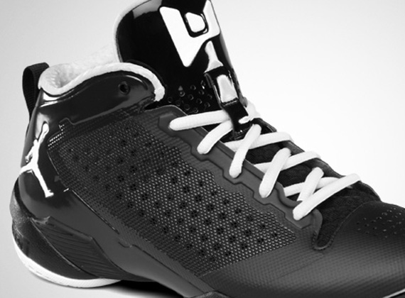 Jordan Fly Wade 2 – Black – White | Official Images