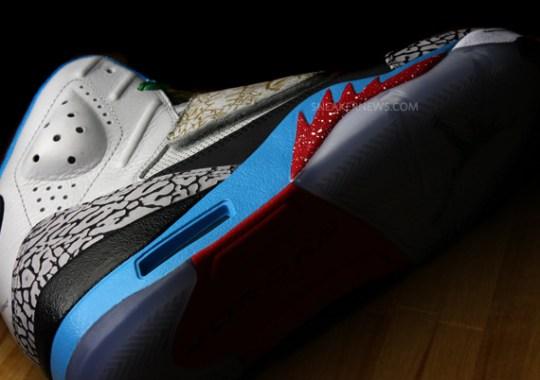 best loved f71de f3b93 Jordan Son Of Mars  Pop-Art  - Release Date - SneakerNews.com