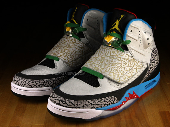 air jordan son of mars pop art for sale