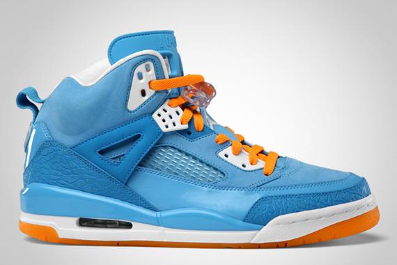 hot sale 2017 Jordan Spiz ike University Blue Italy Blue Vivid Orange  392901ce3