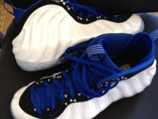 Nike Air Foamposite One – Penny 'Shooting Stars' PE – New Images