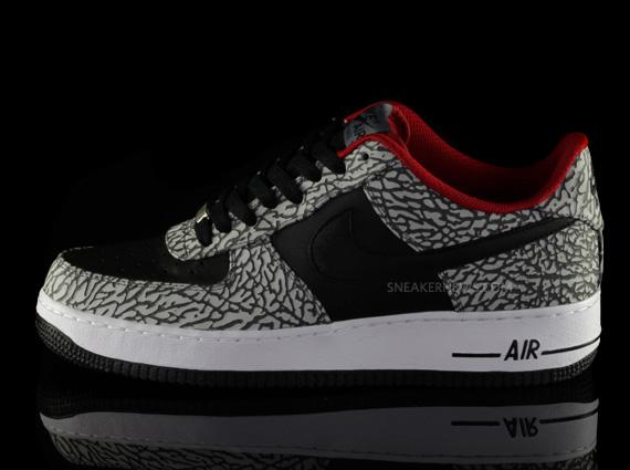 Nike Air Force 1 Premium iD - Elephant Print Options 59a221763