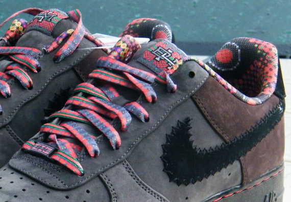 cheap for discount ae23f a87f4 Nike Air Force 1 Low  Black History Month 2012