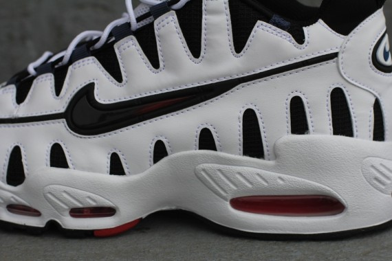 Nike Air Max NM – White – Obsidian – Red | Available