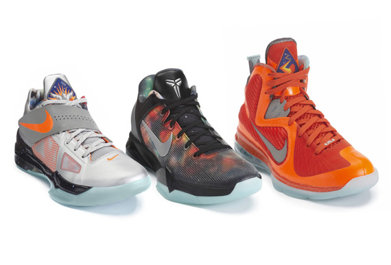 Nike Basketball Introduces 2012 All-Star Collection - SneakerNews.com cd9501f186f3