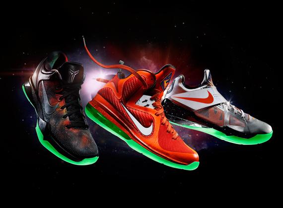 Nike Basketball Introduces 2012 All