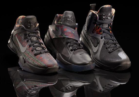 Nike Basketball Black History Month 2012 Release Reminder