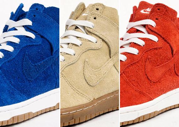 super popular 33c42 c0aa0 Nike Dunk High Deconstruct Premium - SneakerNews.com