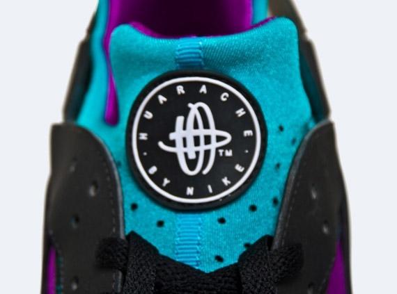Nike Huarache Free 2012 - Black - Tropique - Magenta - SneakerNews.com 3714c1ce3e