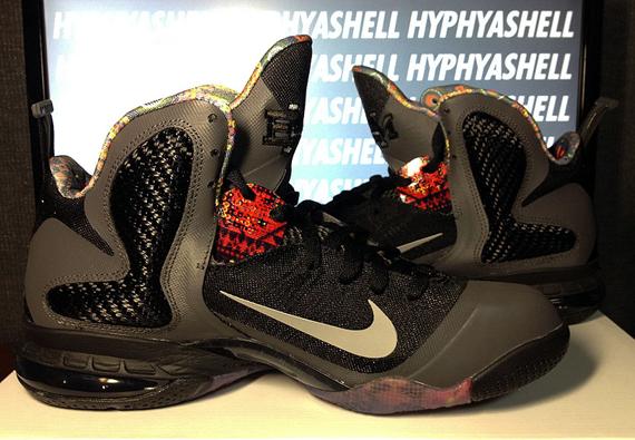 Nike LeBron 9  BHM  - Available Early on eBay - SneakerNews.com be4ba1682f0e