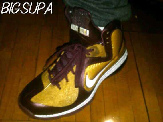 4c7dcc87f19b Nike LeBron 9  Christ The King  - SneakerNews.com
