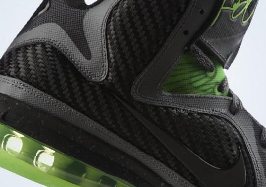 Nike LeBron 9 'Dunkman' – New Images