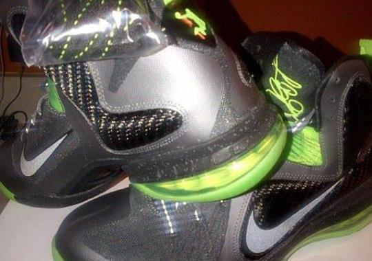 Nike LeBron 9 'Dunkman' – New Photos