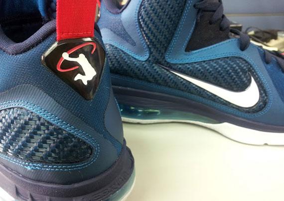 Nike LeBron 9 Swingman New Images